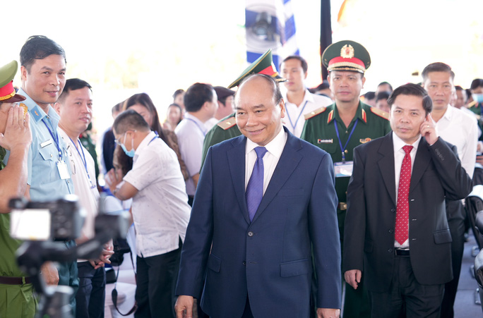 Thủ tướng vừa bấm nút khởi công xây dựng sân bay quốc tế Long Thành - Ảnh 3.