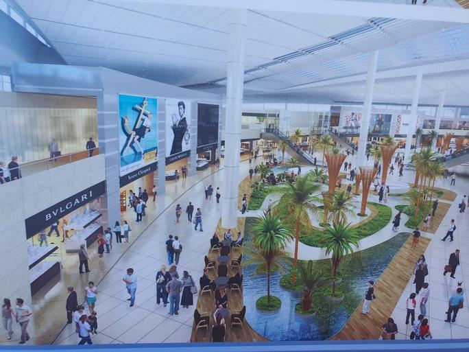 Thủ tướng vừa bấm nút khởi công xây dựng sân bay quốc tế Long Thành - Ảnh 1.