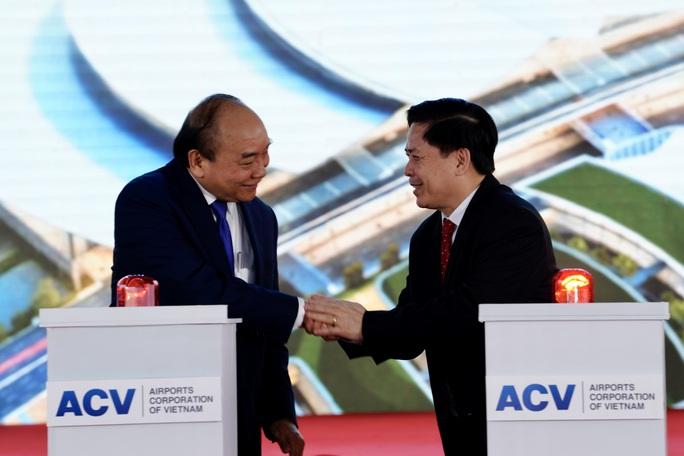 Thủ tướng vừa bấm nút khởi công xây dựng sân bay quốc tế Long Thành - Ảnh 14.