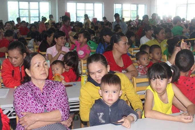 Đồng Nai: Giúp lao động nữ nuôi con bằng sữa mẹ - Ảnh 1.