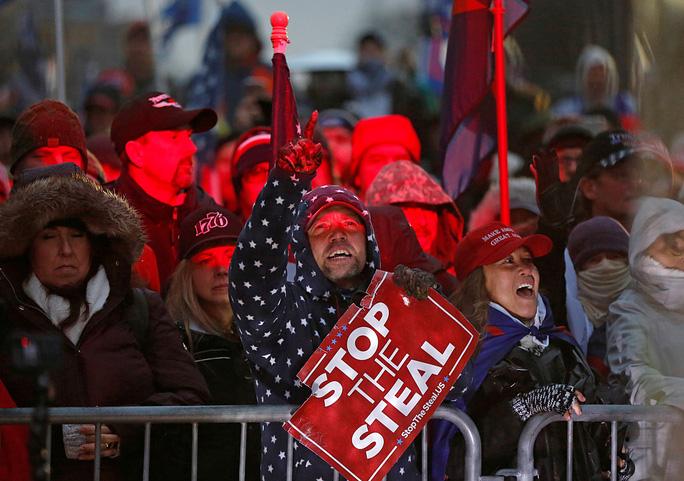 Bầu cử Mỹ: Đấu tới phút chót - Ảnh 1.