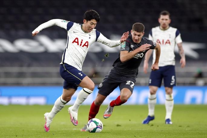 Hạ Brentford 2-0, Tottenham có vé dự trận chung kết đầu mùa - Ảnh 3.