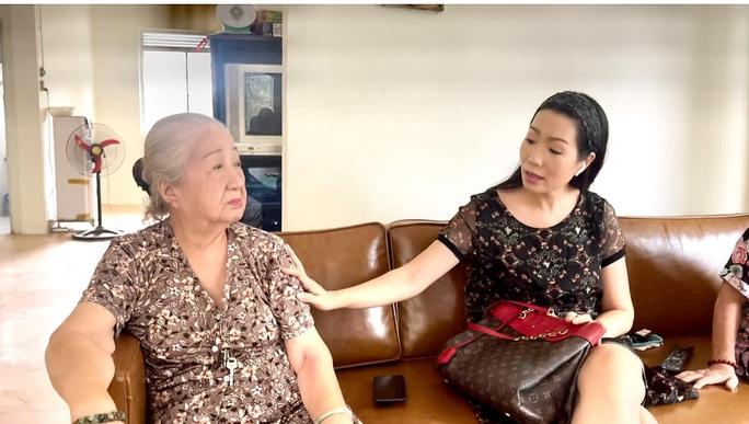 NSƯT Trịnh Kim Chi vận động trên 1 tỉ đồng sửa chữa Khu Dưỡng lão Nghệ sĩ - Ảnh 1.
