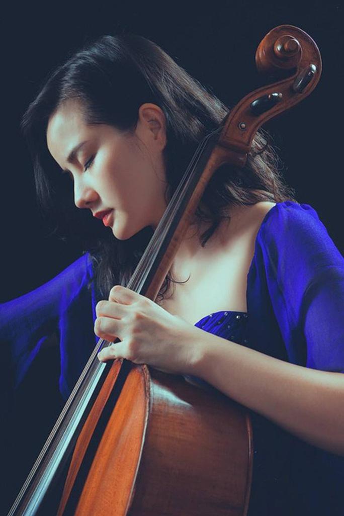 Quyến rũ và tài năng, Hà Miên được khuyến khích mang nhạc cổ điển Việt Nam ra quốc tế - Ảnh 3.