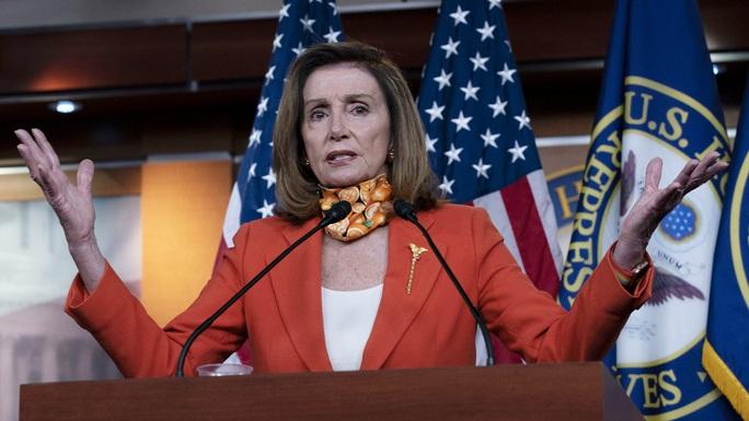 Lãnh đạo Quốc hội Mỹ quyết hoàn tất công nhận kết quả bầu cử trong đêm - Ảnh 1.