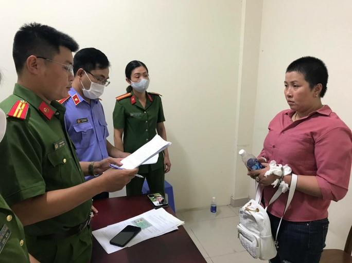 TP HCM: Công an Bình Chánh bắt giam Bích Thủy Tivi - Ảnh 2.