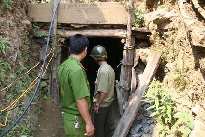 Quảng Nam: Yêu cầu đánh sập các hầm vàng trong Vườn quốc gia Sông Thanh - Ảnh 1.
