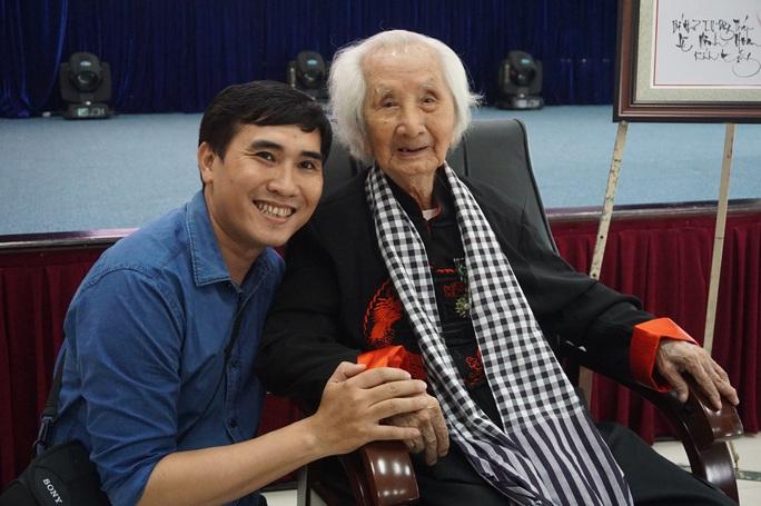 Nghệ sĩ thương tiếc nhạc sư Nguyễn Vĩnh Bảo - Ảnh 4.