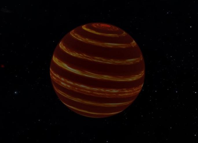 KInh ngạc hiện tượng y hệt Trái Đất ở vật thể nửa hành tinh, nửa sao - Ảnh 1.