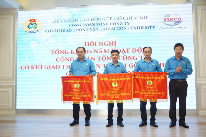 Công đoàn SAMCO: Nhiều dấu ấn trong hoạt động chăm lo người lao động - Ảnh 2.