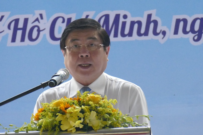 Chủ tịch UBND TP HCM: Sẽ ứng dụng trí tuệ nhân tạo trong quản lý, điều hành giao thông - Ảnh 2.