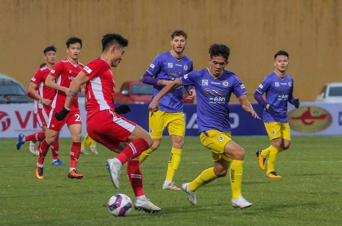 Đánh bại CLB Viettel với tỉ số sít sao 1-0, CLB Hà Nội giành Siêu Cup quốc gia - Ảnh 4.