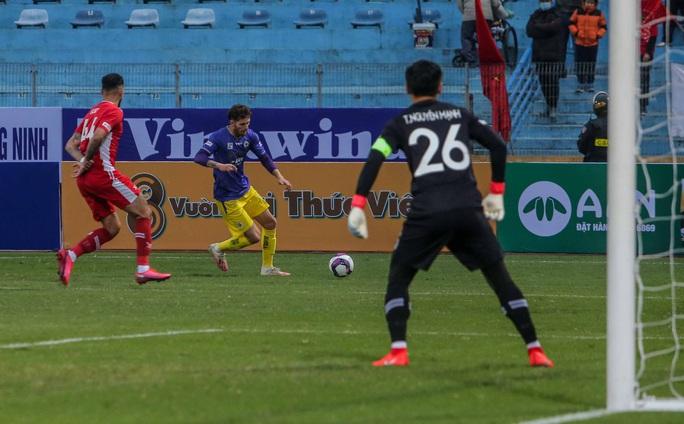 Đánh bại CLB Viettel với tỉ số sít sao 1-0, CLB Hà Nội giành Siêu Cup quốc gia - Ảnh 5.