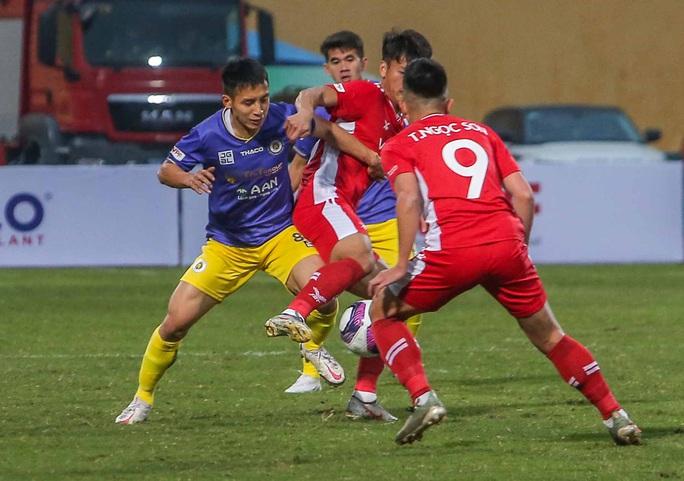 Đánh bại CLB Viettel với tỉ số sít sao 1-0, CLB Hà Nội giành Siêu Cup quốc gia - Ảnh 6.