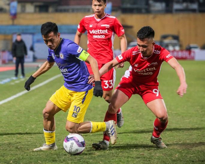 Đánh bại CLB Viettel với tỉ số sít sao 1-0, CLB Hà Nội giành Siêu Cup quốc gia - Ảnh 11.