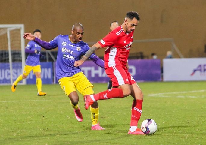 Đánh bại CLB Viettel với tỉ số sít sao 1-0, CLB Hà Nội giành Siêu Cup quốc gia - Ảnh 14.