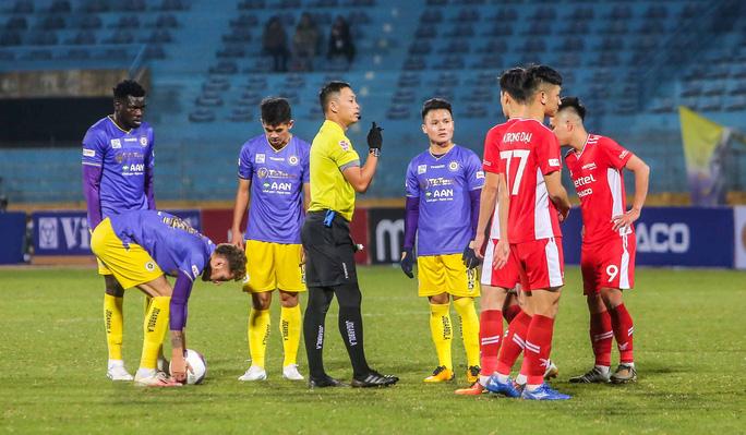 Đánh bại CLB Viettel với tỉ số sít sao 1-0, CLB Hà Nội giành Siêu Cup quốc gia - Ảnh 15.