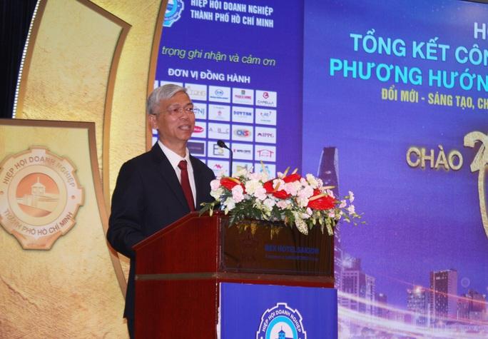 TP HCM kỳ vọng vào đóng góp của Hiệp hội Doanh nghiệp - Ảnh 1.