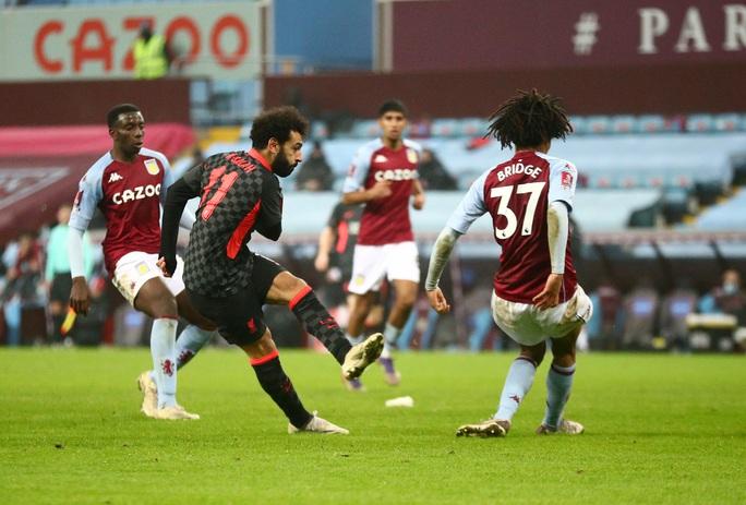 Năm phút ghi 3 bàn, Liverpool đè nghiến chủ nhà Aston Villa ở FA Cup - Ảnh 6.