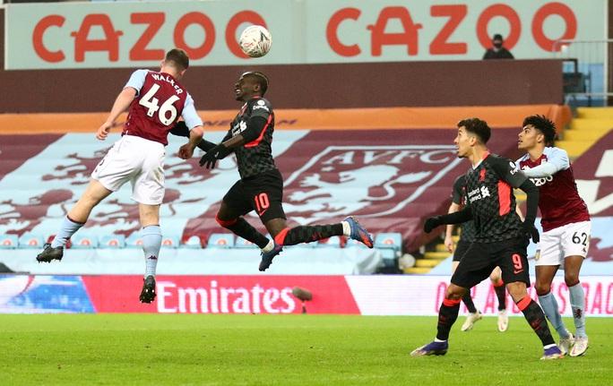 Năm phút ghi 3 bàn, Liverpool đè nghiến chủ nhà Aston Villa ở FA Cup - Ảnh 5.