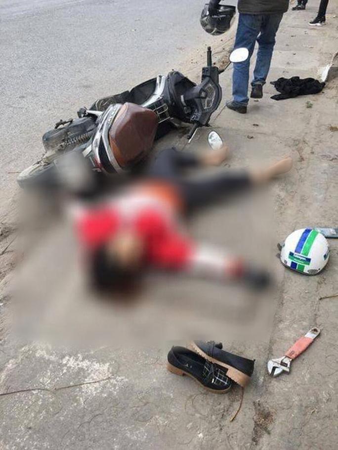 Mâu thuẫn tình cảm, cô gái bị nam thanh niên chặn xe sát hại ngay trên đường - Ảnh 2.