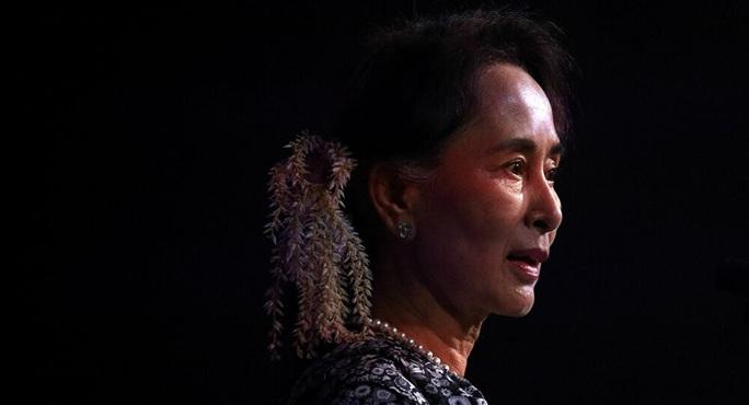 Lãnh đạo và tổng thống Myanmar bị bắt trong cuộc đột kích - Ảnh 1.