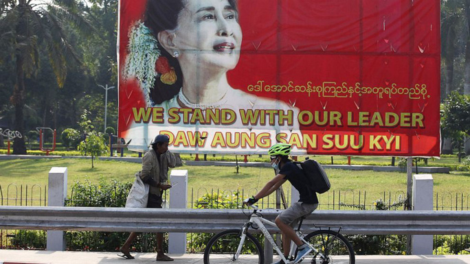 Quân đội Myanmar bác lý do đảo chính vì bầu cử - Ảnh 2.