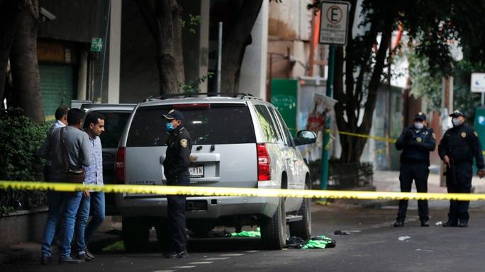 Mexico: Xông vào bữa tiệc để cướp, sau đó giết 7 người - Ảnh 1.