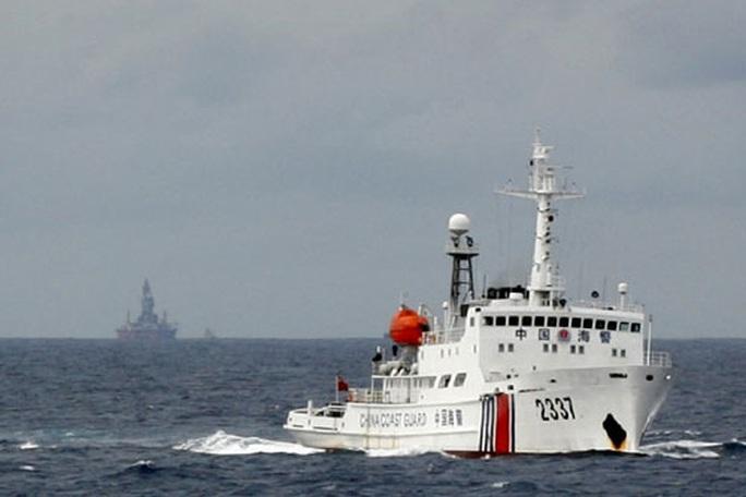 Luật Hải cảnh Trung Quốc tiếp tục bị phản đối - Ảnh 1.