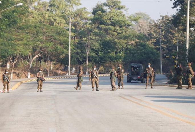 Myanmar bất ổn chính trị - Ảnh 1.