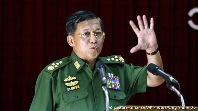 Quân đội Myanmar bác lý do đảo chính vì bầu cử - Ảnh 1.