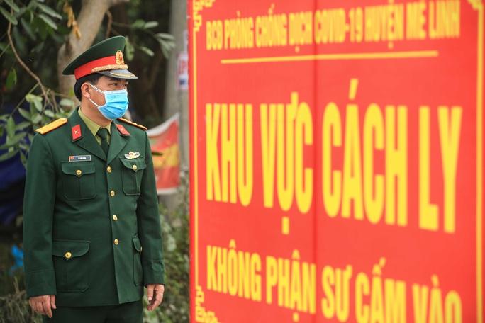 CLIP: Xuất hiện chùm ca bệnh Covid-19 mới, khoảng 1.700 hộ dân bị cách ly - Ảnh 8.