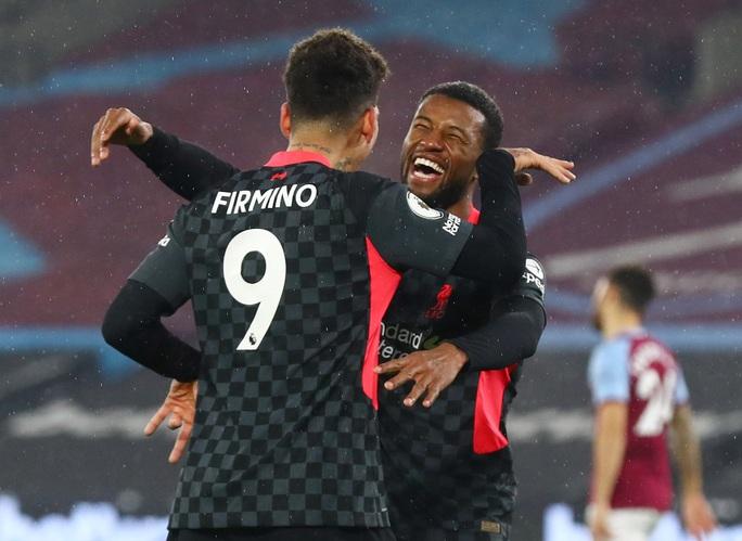 Hung thần Salah tỏa sáng, Liverpool bùng nổ hạ đẹp West Ham - Ảnh 6.