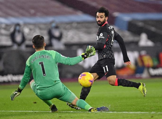 Hung thần Salah tỏa sáng, Liverpool bùng nổ hạ đẹp West Ham - Ảnh 5.