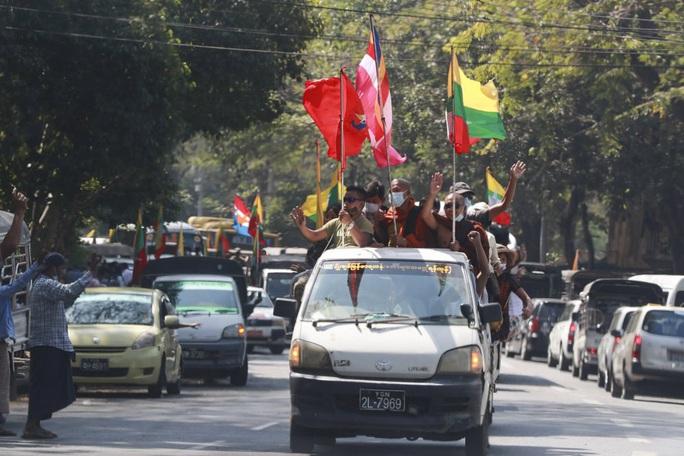 Tổng tư lệnh quân đội vừa nắm quyền ở Myanmar là ai? - Ảnh 4.