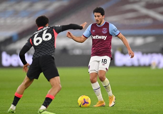 Hung thần Salah tỏa sáng, Liverpool bùng nổ hạ đẹp West Ham - Ảnh 2.