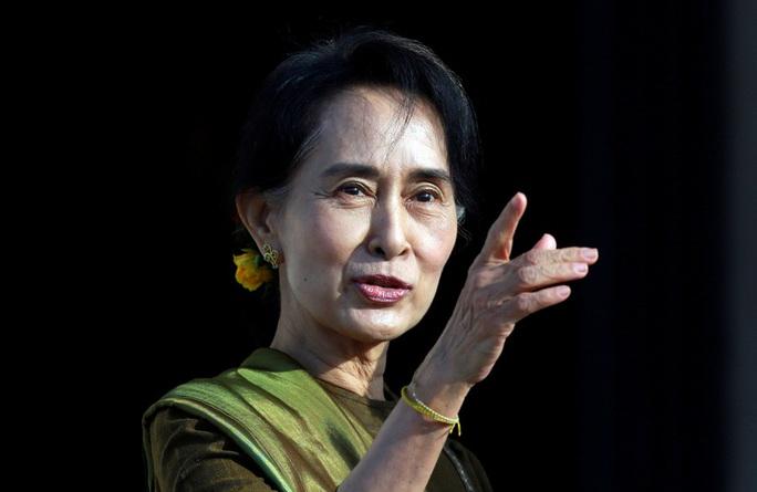 Thế giới theo dõi sát tình hình Myanmar - Ảnh 1.