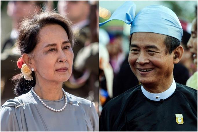 Quân đội Myanmar nắm quyền, ban bố tình trạng khẩn cấp - Ảnh 5.