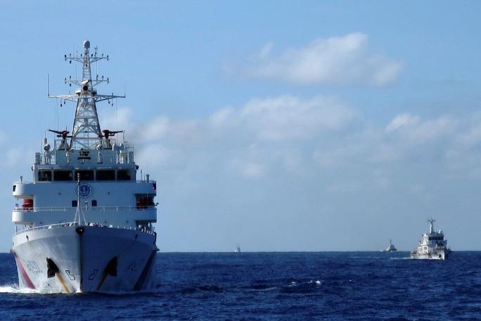 Chuyên gia Mỹ kêu gọi trừng phạt Trung Quốc vì biển Đông - Ảnh 1.