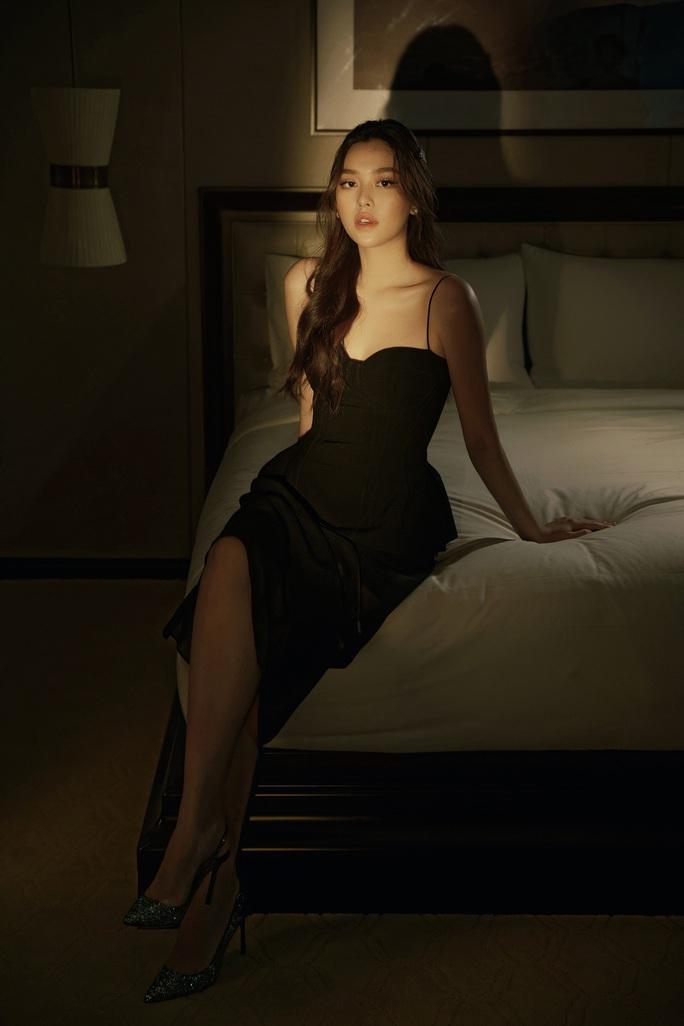 Hậu kết hôn, Á hậu Tường San khoe nhan sắc cuốn hút như Song Hye Kyo - Ảnh 9.