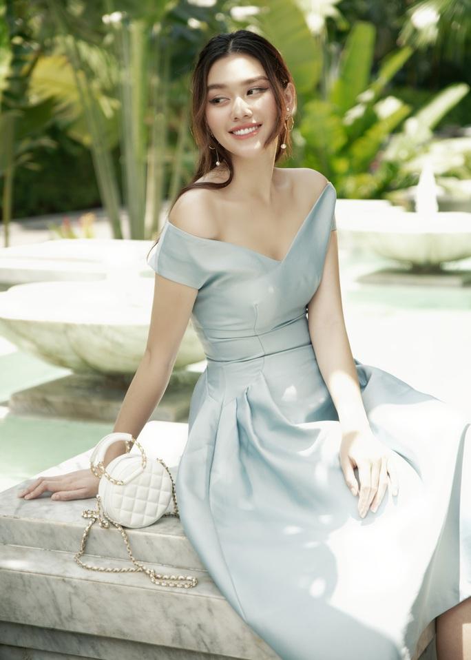 Hậu kết hôn, Á hậu Tường San khoe nhan sắc cuốn hút như Song Hye Kyo - Ảnh 6.