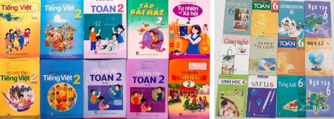 Bộ trưởng Phùng Xuân Nhạ phê duyệt danh mục sách giáo khoa lớp 2, lớp 6 - Ảnh 1.
