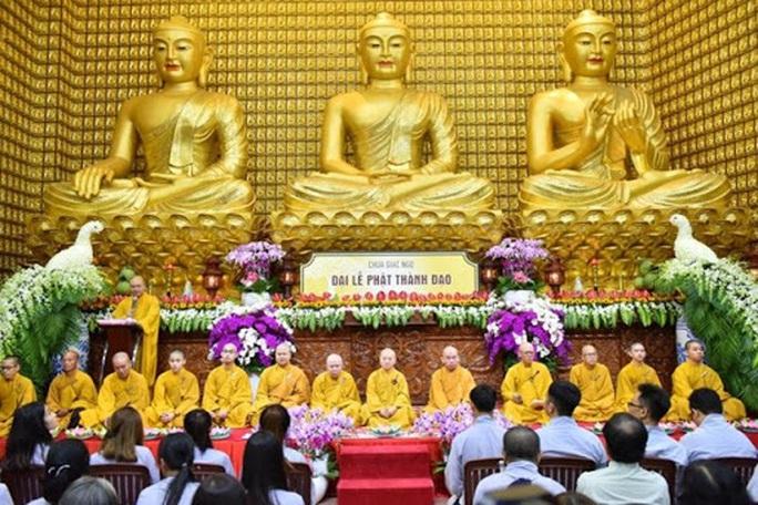 Người dân TP HCM có được đi chùa lễ Phật trong những ngày Tết? - Ảnh 1.