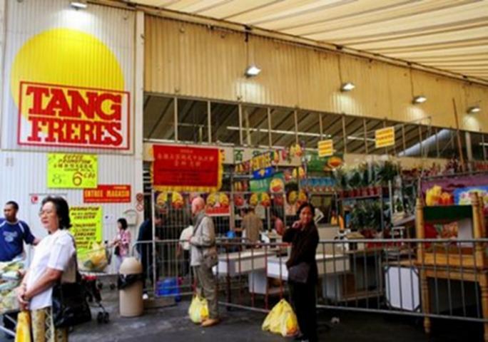 Bài dự thi Làm báo cùng Báo Người Lao Động: Nhớ chợ Tết Việt của người xa xứ ở Paris - Ảnh 3.