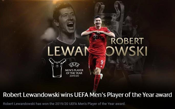 Robert Lewandowski: Không cần Quả bóng vàng để tỏa sáng - Ảnh 8.