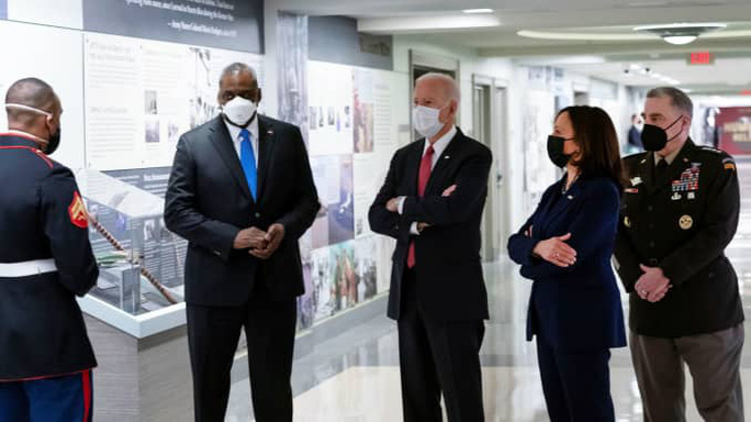 Tính toán mới của Tổng thống Joe Biden đối với Trung Quốc - Ảnh 1.