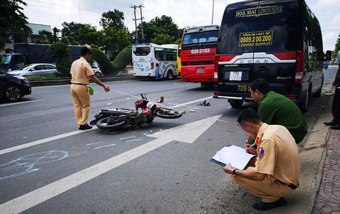 16 người chết, 12 người bị thương vì tai nạn giao thông trong ngày 30 Tết - Ảnh 1.