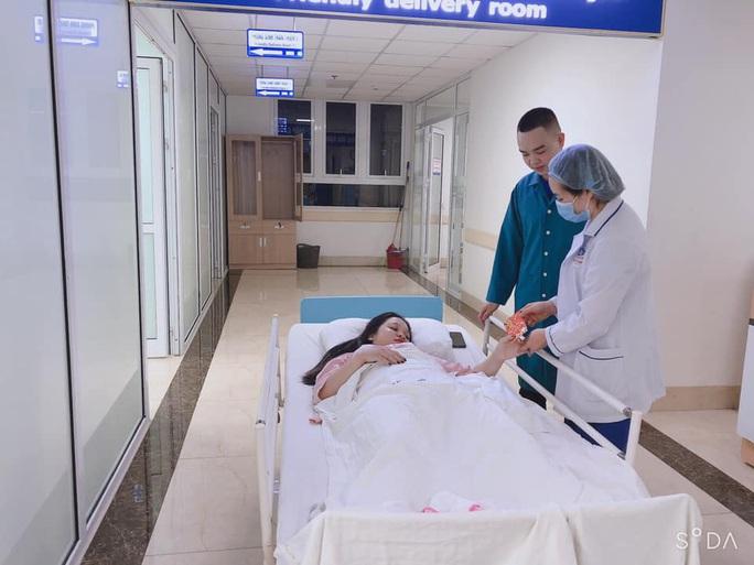 Những công dân nhí xông đất bệnh viện Tết Nguyên đán Tân Sửu - Ảnh 8.