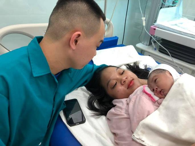 Những công dân nhí xông đất bệnh viện Tết Nguyên đán Tân Sửu - Ảnh 10.