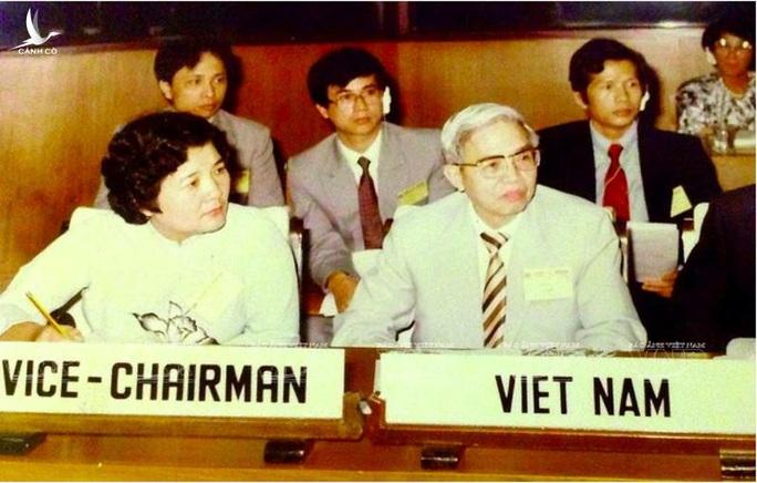 Bóng hồng đối ngoại: Nữ Đại sứ đập bàn và cuộc đấu tranh ở Liên Hiệp Quốc của Việt Nam - Ảnh 2.